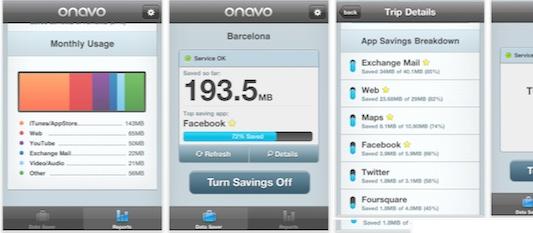 Onavo iPhone App