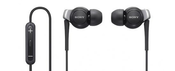 Sony DR-EX300iP Headphones
