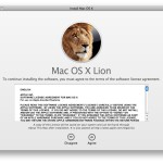 Max OS X Lion Install 2 150x150 Mac OS X lion Installation Screen Shots (Golden Master: 11A511)