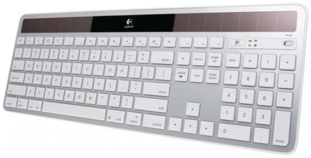 logitechk750 586 250475 e1313592637458 Logitech's K750 Solar Powered Wireless Keyboard