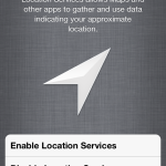 iPhone iOS5 Setup 2 Location Services 150x150 iOS 5 Setup iPhone Gallery