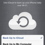 iPhone iOS5 Setup 8 Cloud Backup Options 150x150 iOS 5 Setup iPhone Gallery