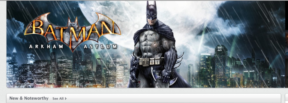 Batman Arkham Asylum For Mac