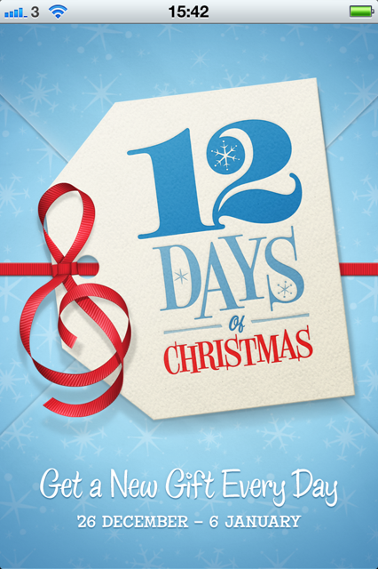12 Days Of Xmas From Apple