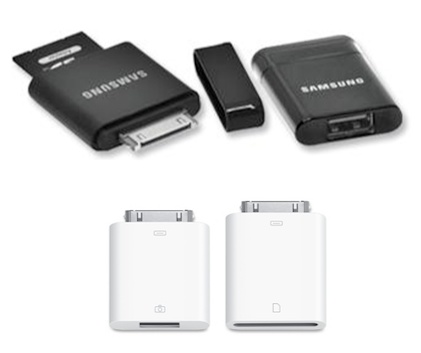 Apple v Galaxy SD Connection Card Kit