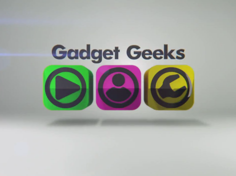 Gadget Geeks is coming to Sky1HD in January