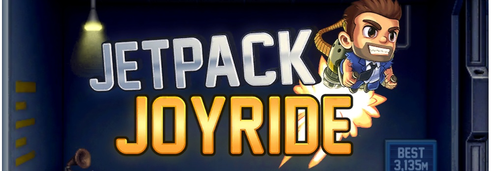 Jetpack Joyride For iOS