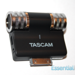 TascamTascam IM2 Product Shot FrontIm2 150x150 First Look : Tascam iM2 Condensor Microphone for iOS