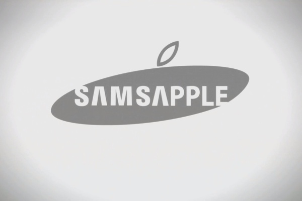 SamsApple From Conan Apple vs Samsung Parody Video