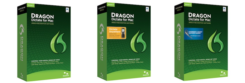 Dragon Dictation Banner