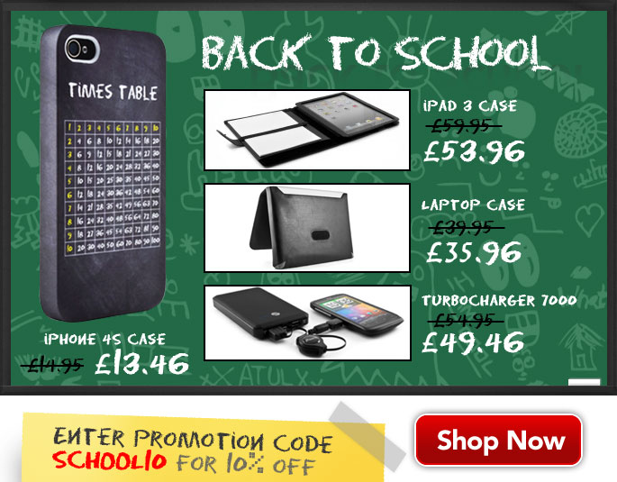 Proporta's Fantastic Back to School Offers