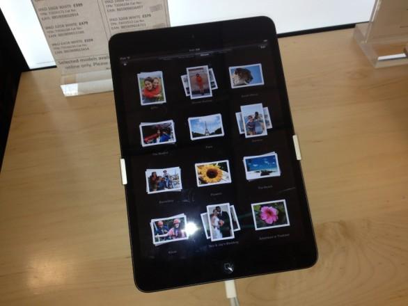 Tesco iPad Mini available 586x440 Tesco To Stock New iPad and iPad Mini From 2nd November 2012