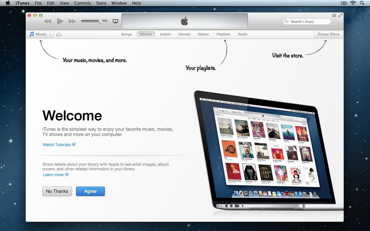 iTunes 11 Install