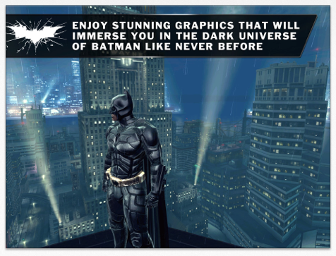 Batman for iOS