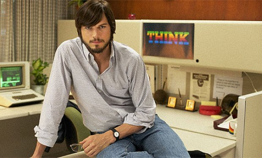 jobs movie reivews