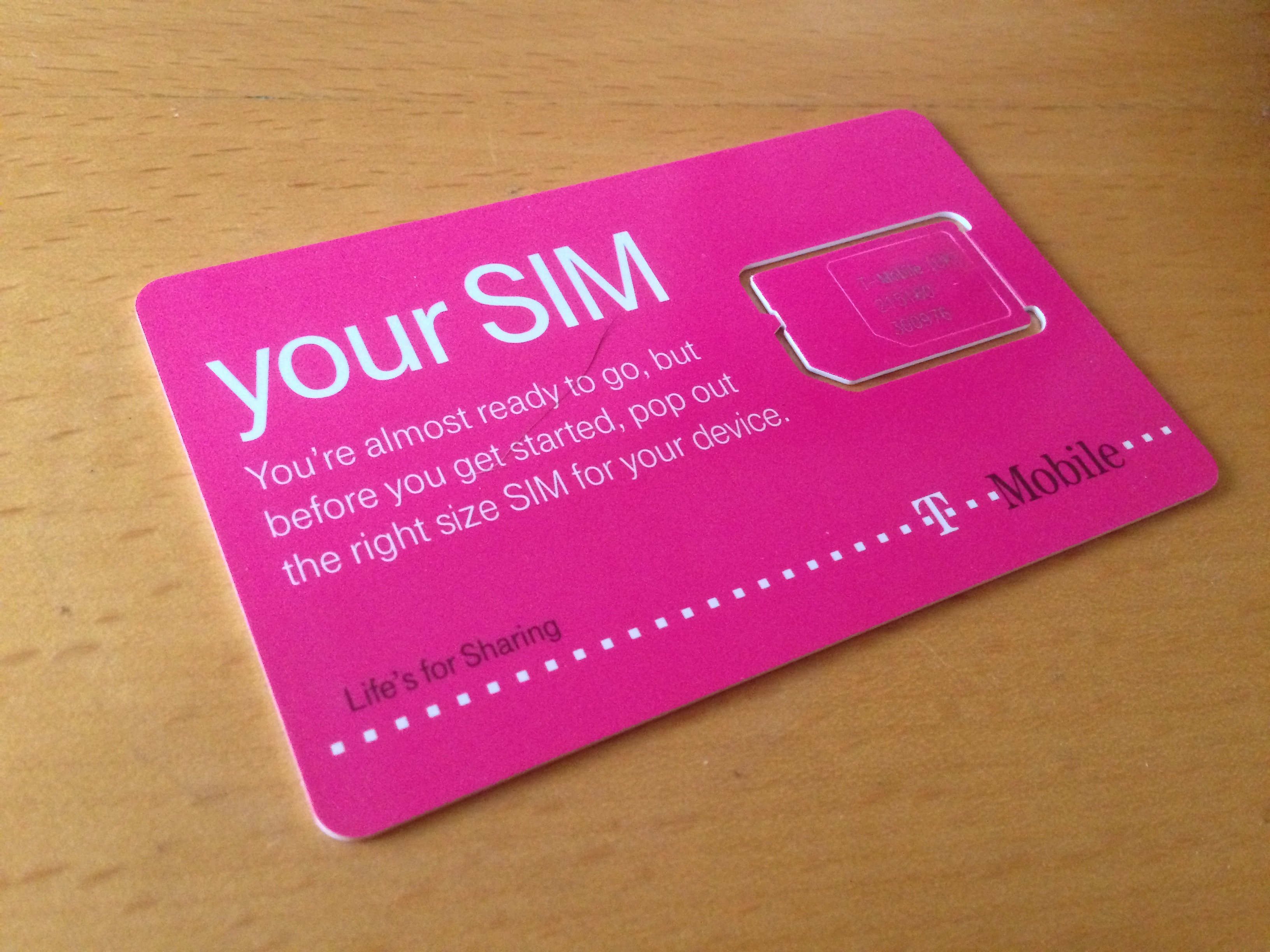 Tmobile Full Month £16