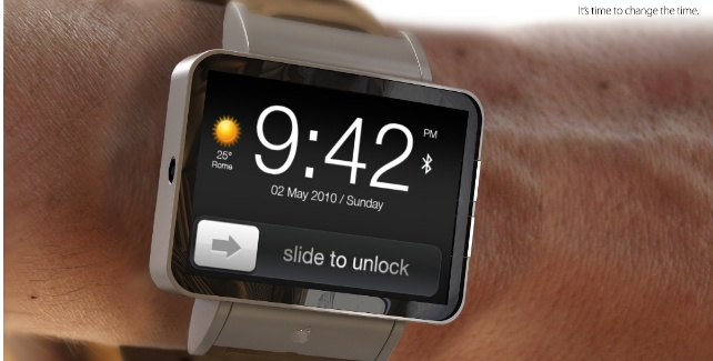 Apple iWatch and Apple iTVUntitled