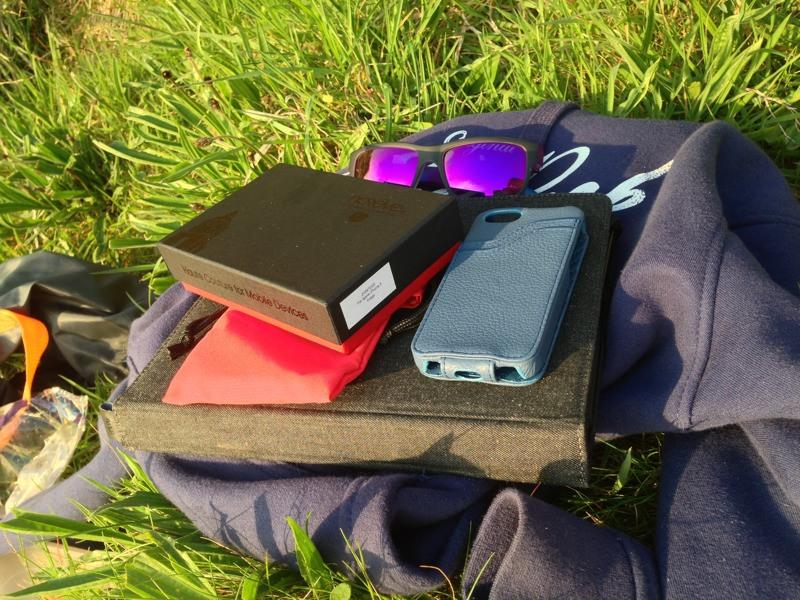 Noreve Indigo Case Unpacking Noreve Exceptional Selection Indigo iPhone 5 Case