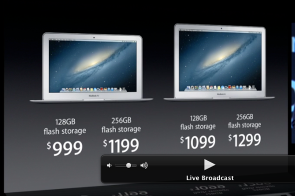 New Macbook 2013 Pricing