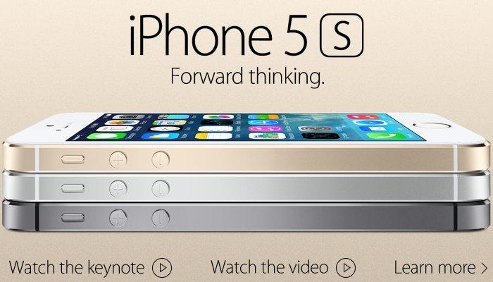 iPhone 5s 64 Bit