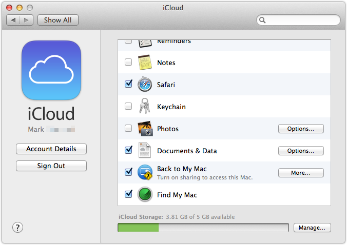 wpid 104613551 OS X Mavericks iCloud KeyChain Setup and Useage.