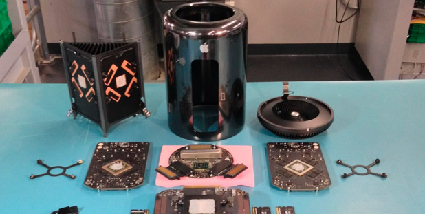 Apple Mac Pro Teardown
