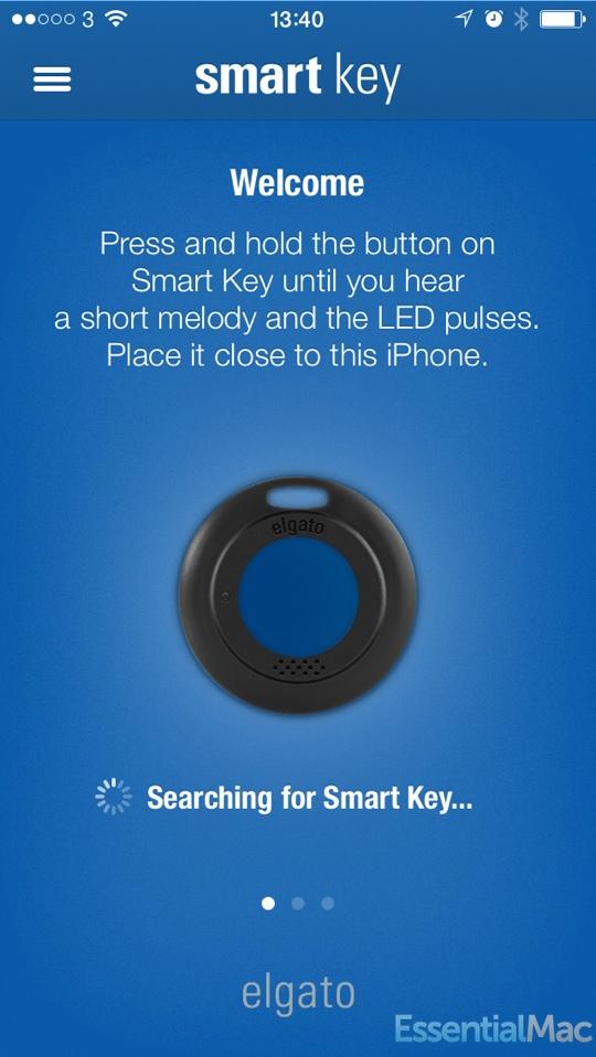 Elgato Smart Key Install 2 Elgato Smart key Review : Never loose your keys again