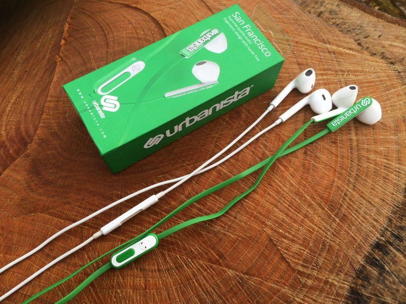 Urbanista Vs Apple Urbanista San Francisco Headphones Review. An Alternative for Apple Earbuds