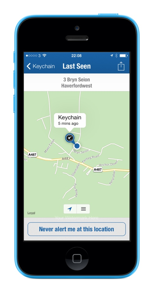Menu Elgato Smart Key Mapping Elgato Smart key Review : Never loose your keys again
