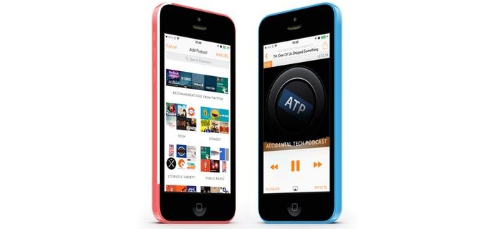 OverCast Podcasting App