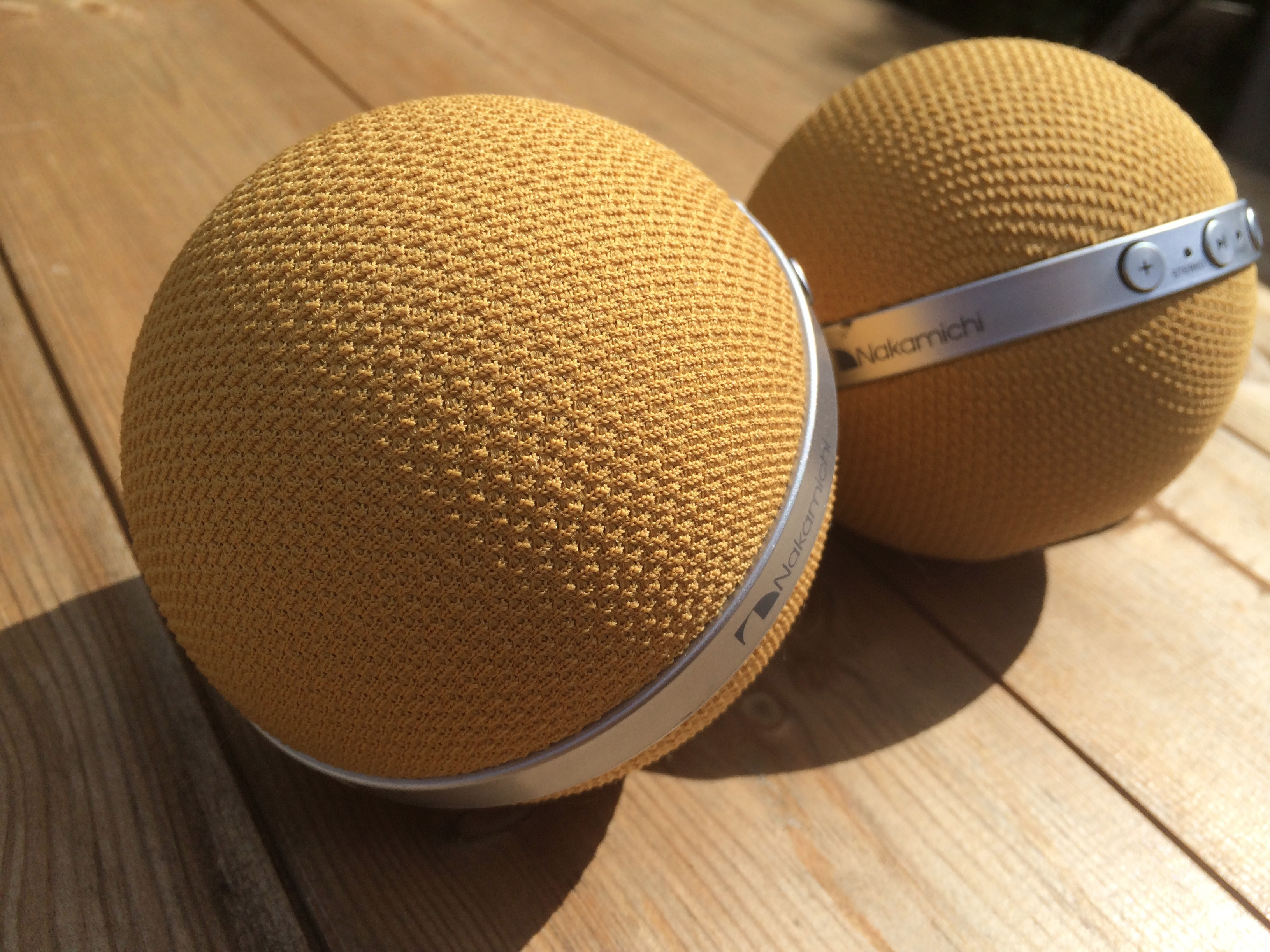 Nakamichi NBS10 Bluetooth Speaker Review