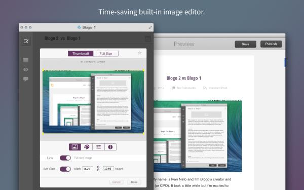 3 ImageEditor 600x375 Blogo Makes Using A WordPress Blog Fun Again