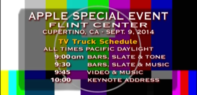 iPhone Event Streaming issues