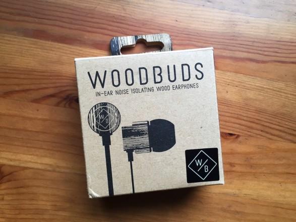 WoodBuds HeadPhones, eco friendly and pocket friendly wood earphones
