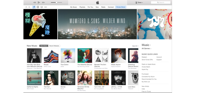 iTunes 12.2 Download