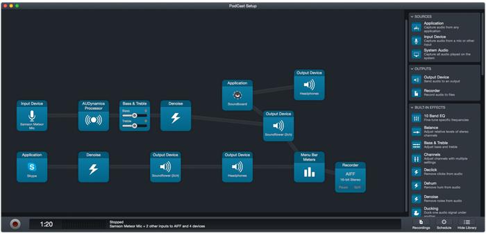 Audio Hijack Pro 3-2