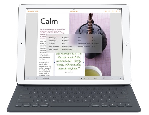 Apple Smart iPad Pro Keyboard