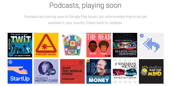 Google Moving Into Podcasting