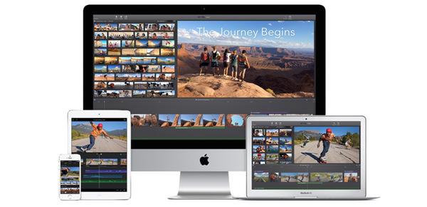 iMovie Supports 4k
