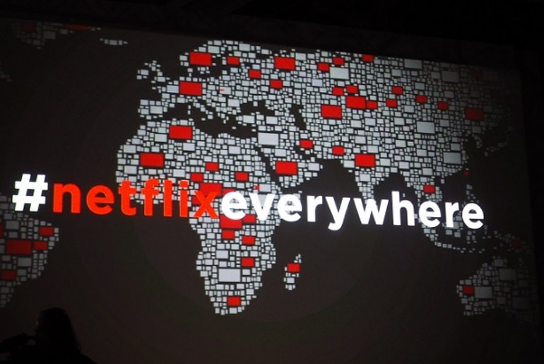 Netflix Everywhere With Blockless