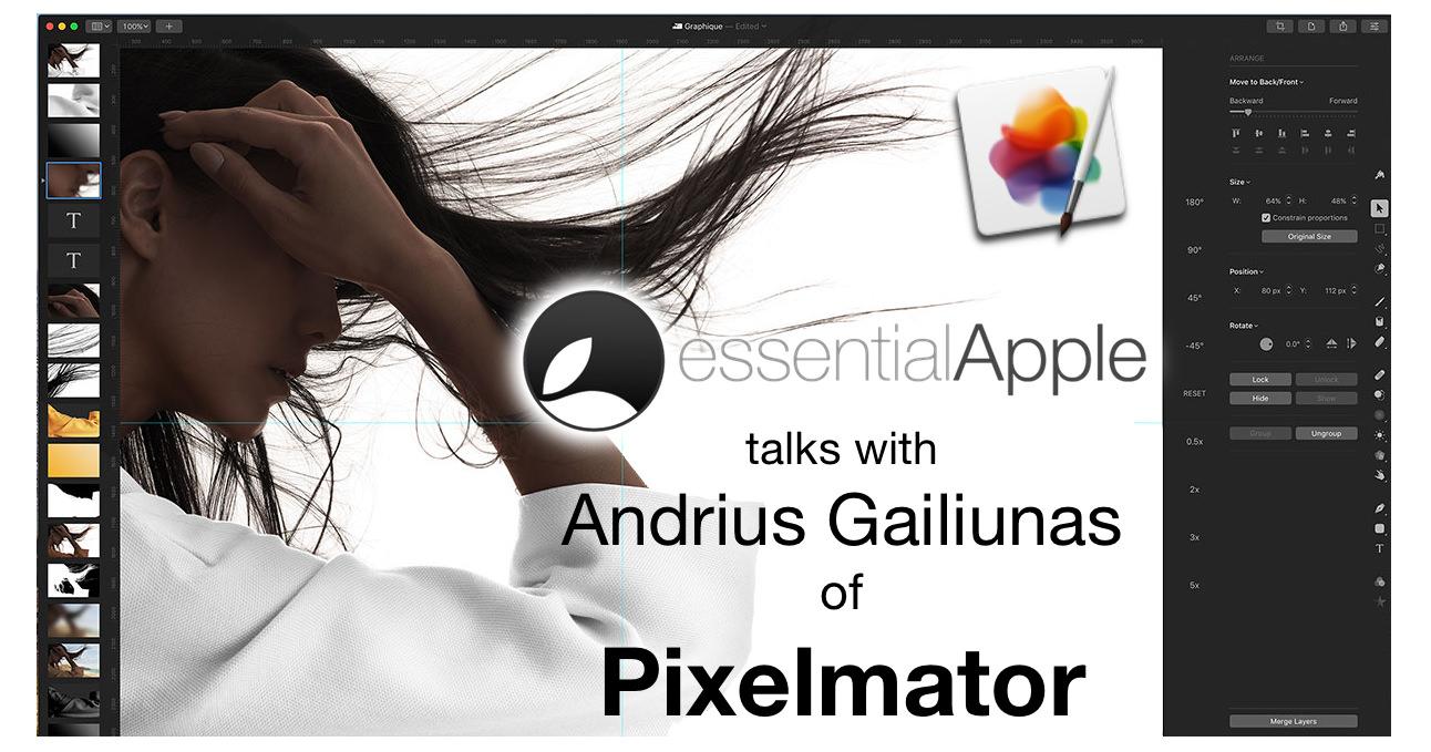 PixelMator Pro Release Date